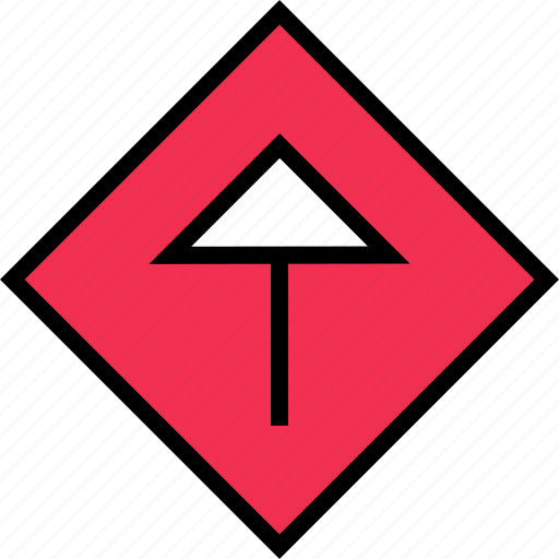 abstract, arrow, creative, up icon
