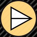 arrow, ui, ux