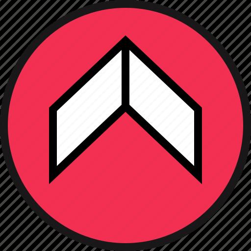 arrow, go, ui, ux icon