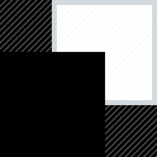 abstract, copy, creative, design, duplicate icon