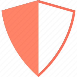 abstract, creative, design, safe, shield icon