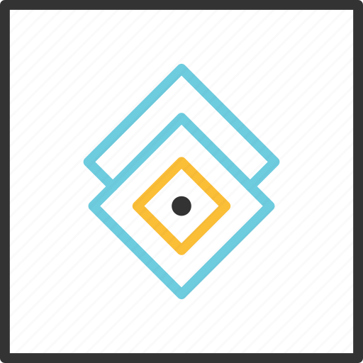Abstract, eye, geometric, sacred, shape, tribal icon - Download on Iconfinder