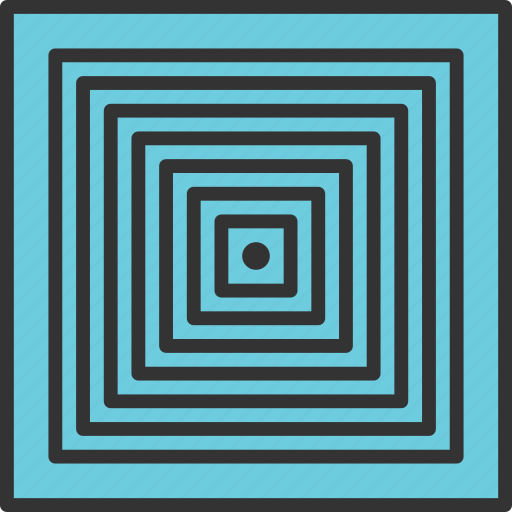 Abstract, eye, geometric, geometry, line, shape, tribal icon - Download on Iconfinder