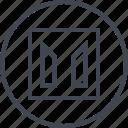 abstract, creative, design, edge, shape, sharp, sharps icon