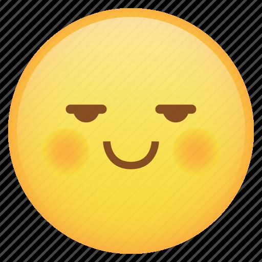 drunk, emoji, emoticon, smile, smiley, weird icon