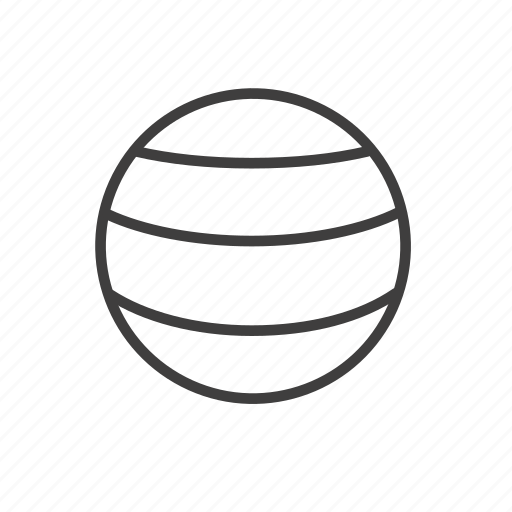 activity, ball, equipment, fitness, individual, sport, workout icon