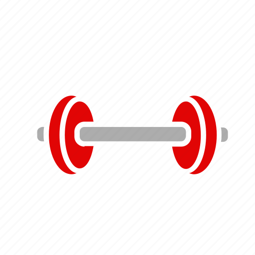 activity, barbell, equipment, sport, workout icon