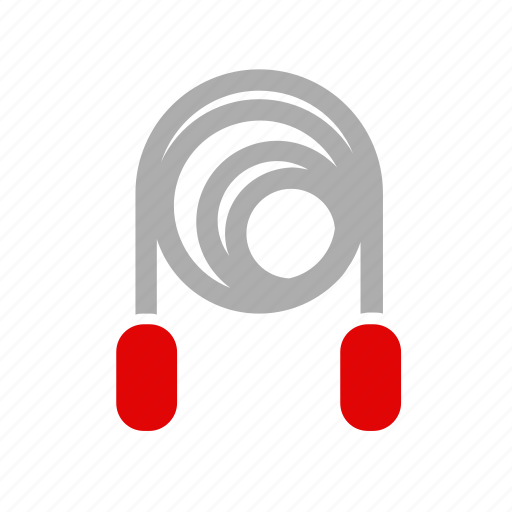 activity, equipment, rope, skipping, sport, workout icon
