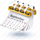 calendar, date, day, month, year icon