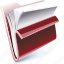 documents, extension, folder, office icon