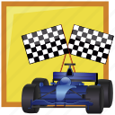 car, race, sport, vehicle icon