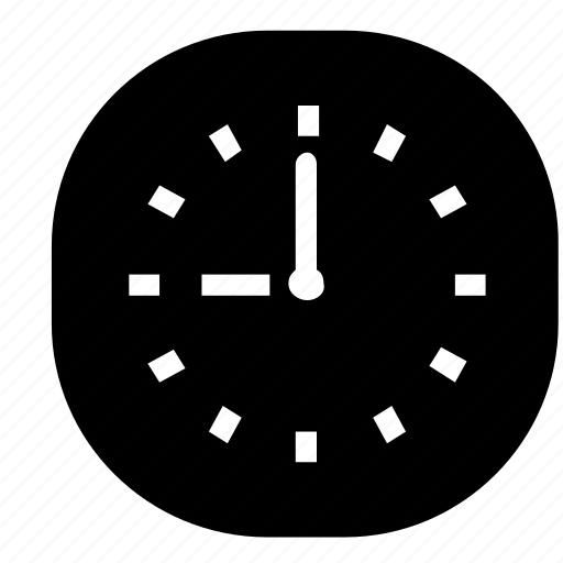 alert, clock, deadline icon