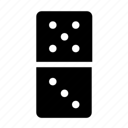 domino, game icon