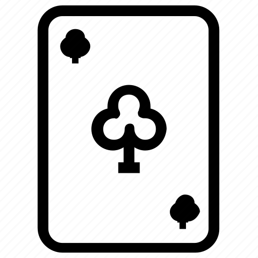 Card, clubs, gambling icon - Download on Iconfinder