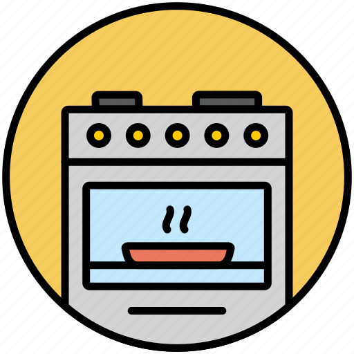 cooker, cooking, food, kitchen, oven, stove icon