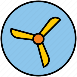 aircondition, cold, cooler, cooling fan, fan, propeller icon