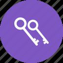 business, door, house, key, keys, lock, unlock