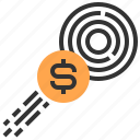 accounting, cash, currency, dollar, finance, money, payment icon