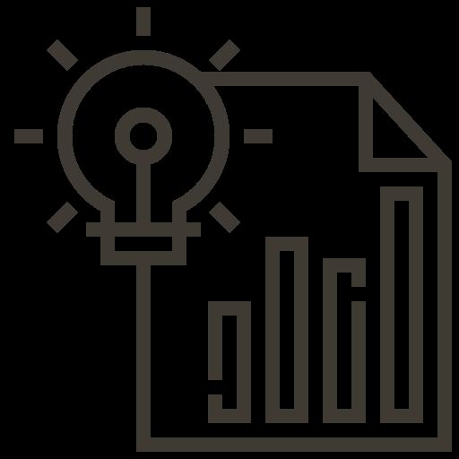 business, chart, finance, graph, idea, report, statistics icon