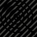 aim, business aim, dartboard, focus aim, target, targeted aim icon