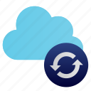 accounting, analytics, bank, bar, basket, buy, cloud icon