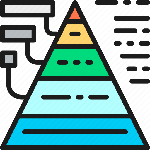 Accounting  Diagram  Explanation  Illustration  Line  Triangular Icon