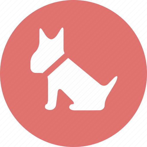 animal, defend, dog, guard, protection, safety, security icon