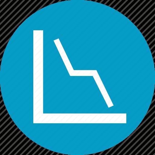 analysis, analytics, diagram, graph, statistics, stock, trend icon