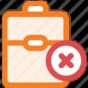 delete, tool icon
