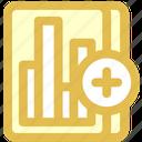 data, duplicate icon