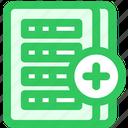 duplicate, server icon
