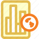 data, link, web icon