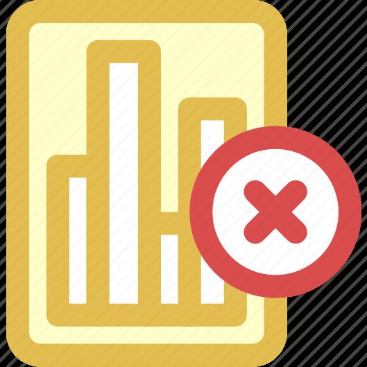 data, delete icon
