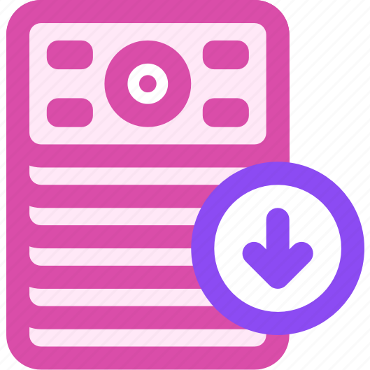 download, payment icon