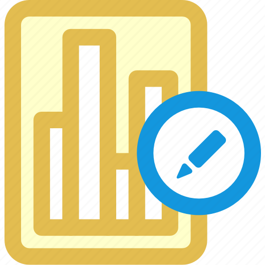 data, edit icon