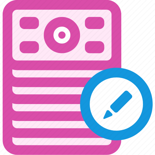 edit, payments icon