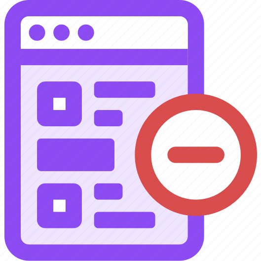 bookmark, remove icon