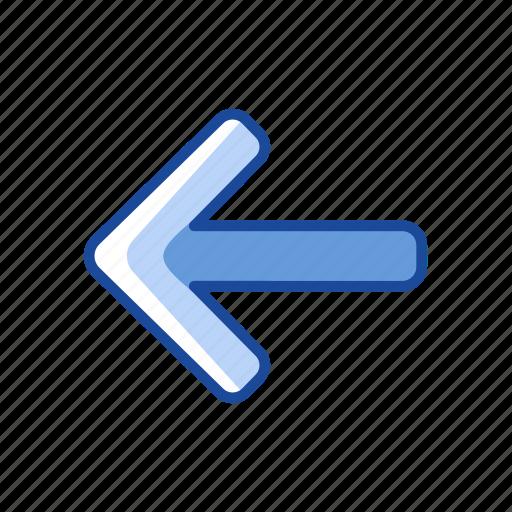 arrow, navigate, playback, pointer icon