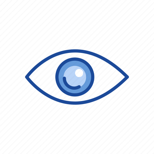 eye, public, publish, seen icon