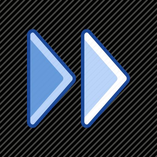 forward, next button, pointer, remote icon
