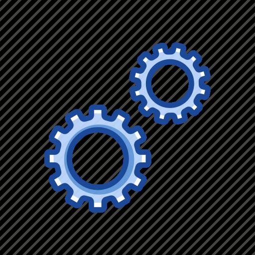 edit tool bar, gear, settings, tools icon