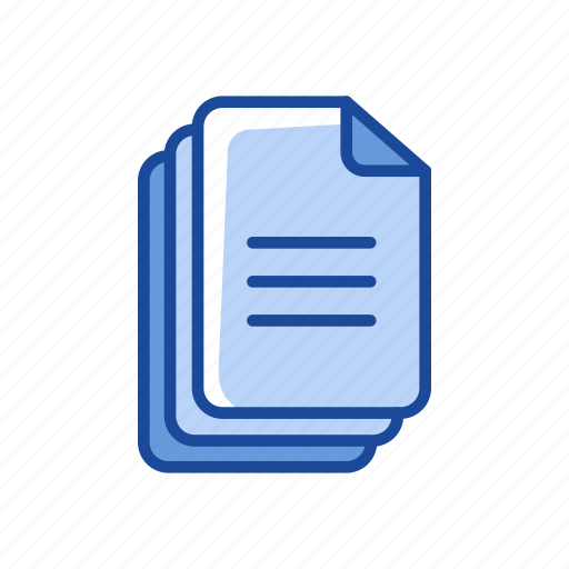 Documents, files, notes, paper icon - Download on Iconfinder