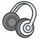1f3a7, headphone icon