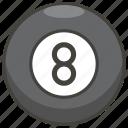 1f3b1, ball, pool
