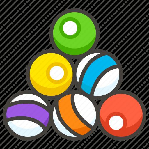 1f3b1, b, ball, pool icon