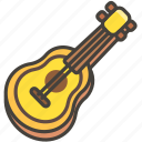 1f3b8, guitar