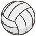 1f3d0, volleyball icon