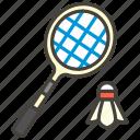 1f3f8, badminton icon