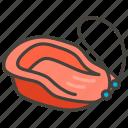 1f6f7, b, sled icon