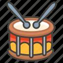1f941, drum icon